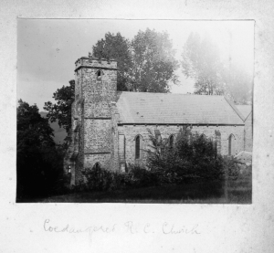 Coedangred RC Church